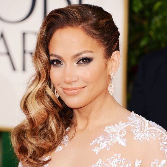 Jennifer Lopez - Transformation - Hair - Celebrity Before and After