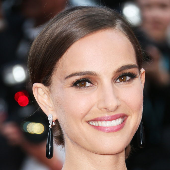 Natalie Portman attends the 'Sicario' premiere during the 68th annual Cannes Film Festival on May 19, 2015 in Cannes, France.