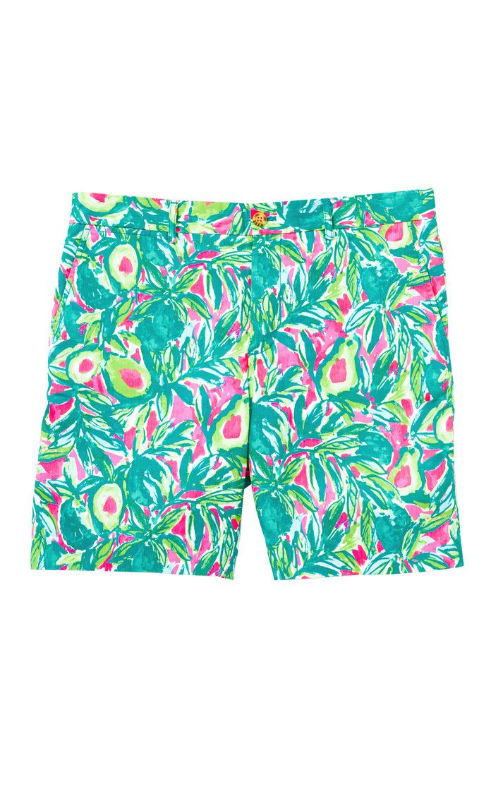 Lilly Pulitzer Men's Beaumont Short Guac