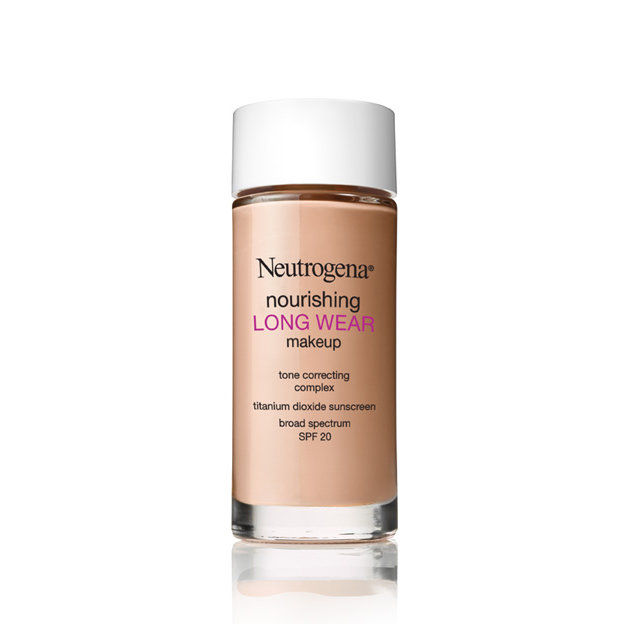 Neutrogena Nourishing Long Wear Liquid Makeup Broad Spectrum SPF 20