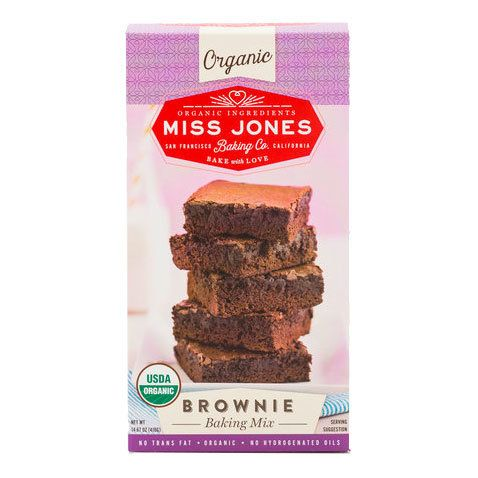 Cik Jones Organic Brownie Mix