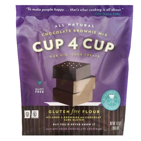 Tazza 4 Cup Gluten Free Chocolate Brownie Mix