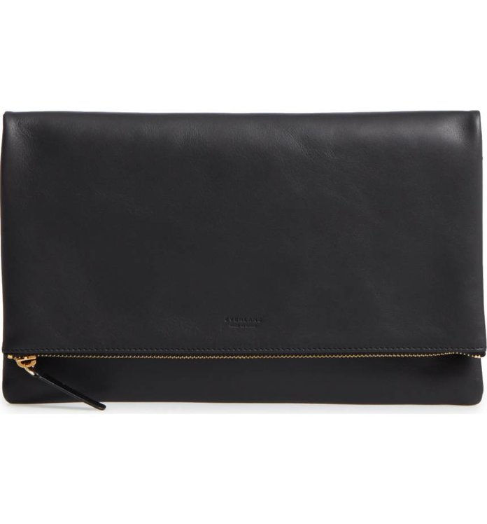Everlane The Foldover Pouch