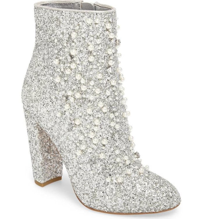 Jessica Simpson Layzer Embellished Slouch Boot