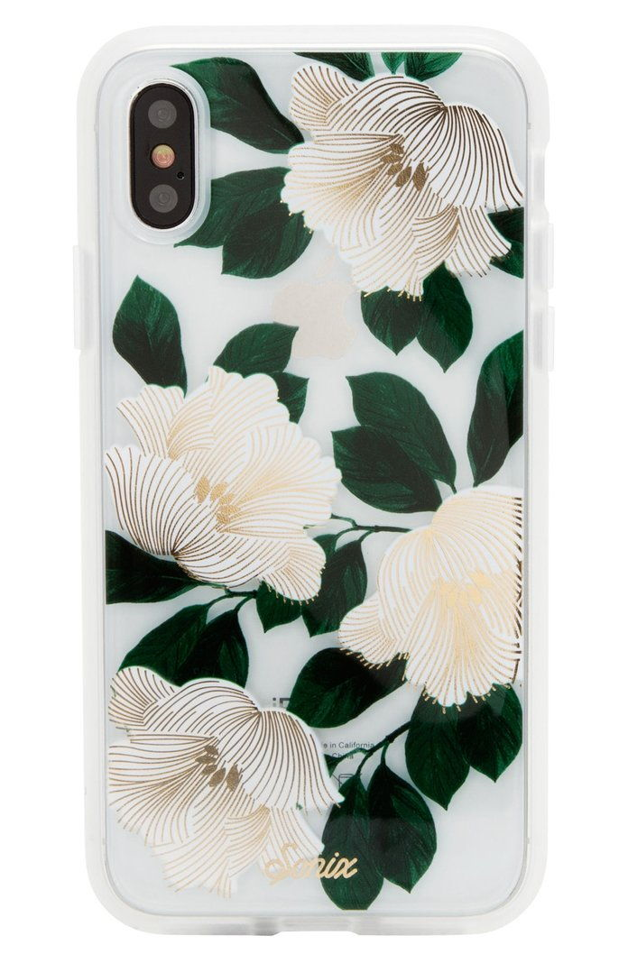 Sonix Snake Heart Print iPhone X Case