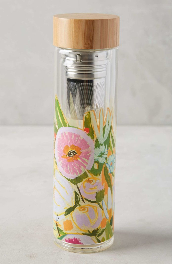 Jardiniere Infuser Water Bottle