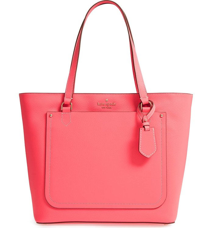 Thompson Street Kimberly Leather Tote