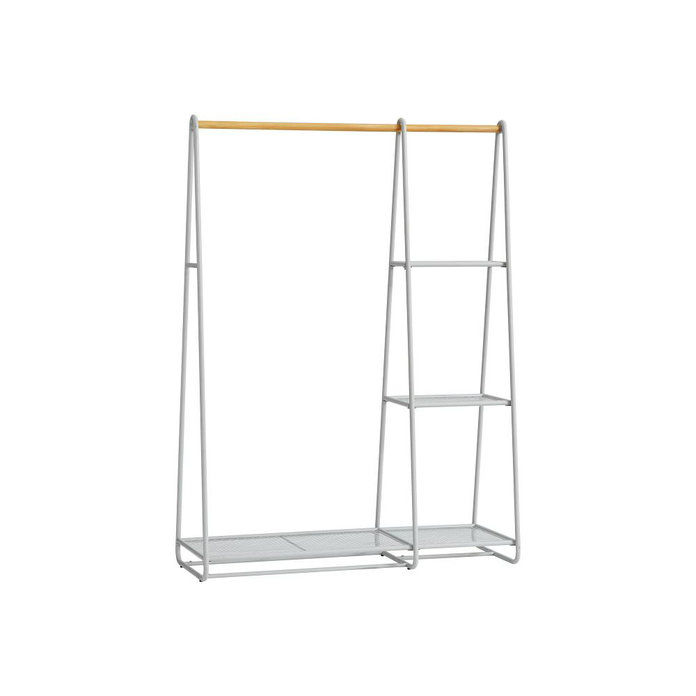 METAL CLOTHING RACK