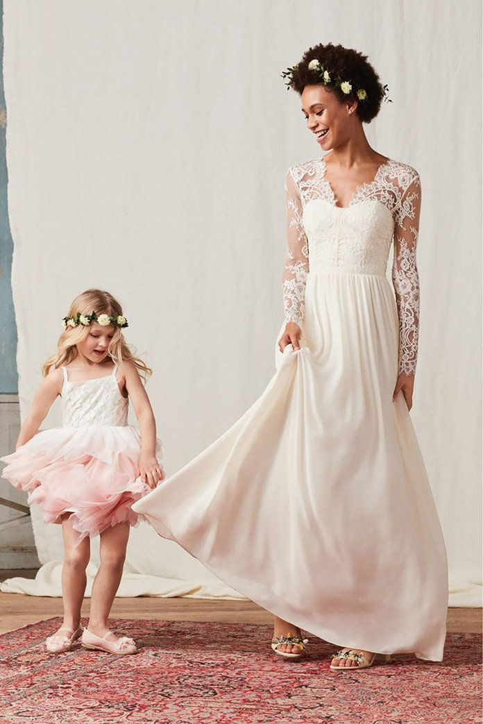 H & M Wedding Shop - Embed