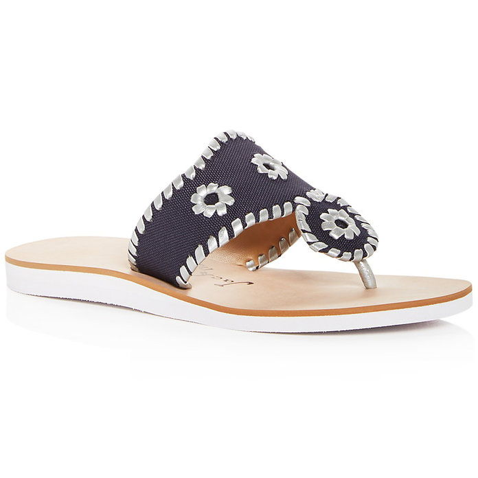 Captiva Demi Wedge Thong Sandals