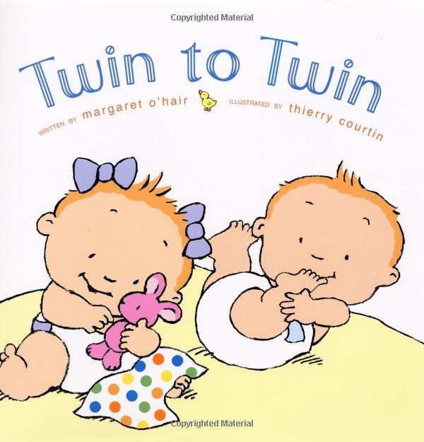 Twin to Twin Hardcover by Margaret O'Hair