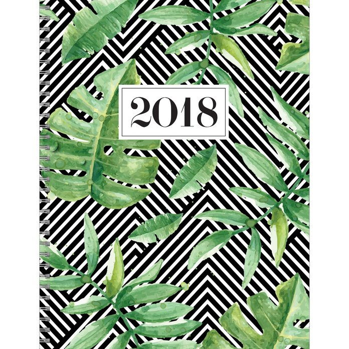 2018 TF Publishing Planner