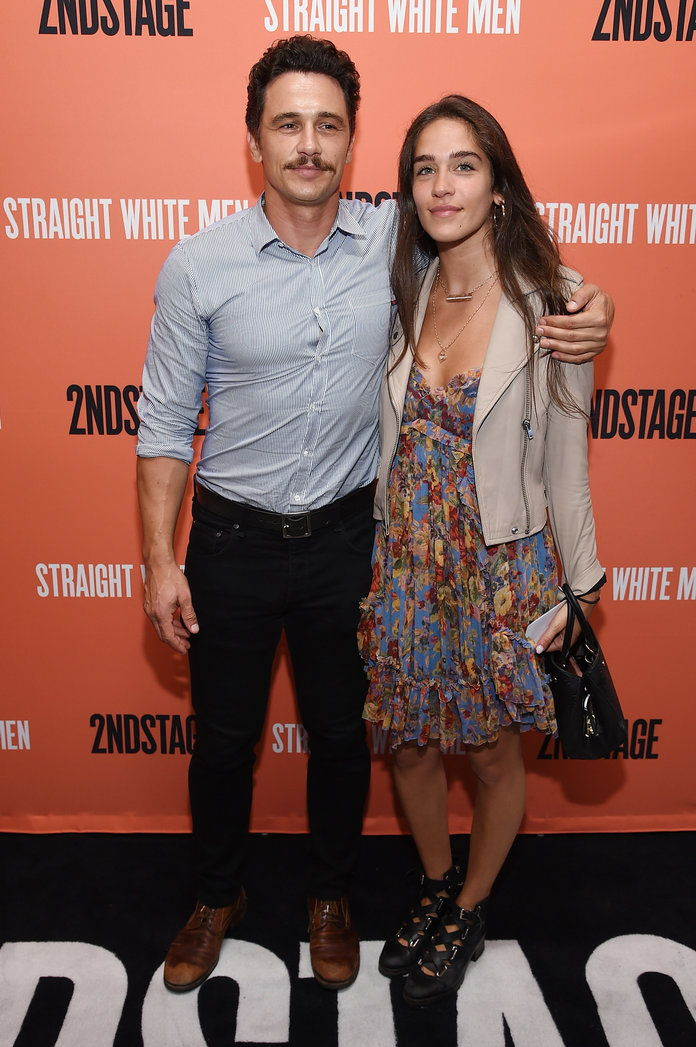 james Franco and Isabel Pakzad embed