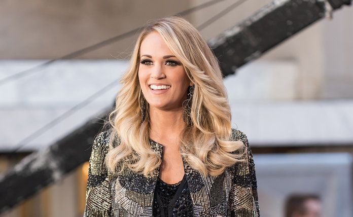 Carrie Underwood net worth lead