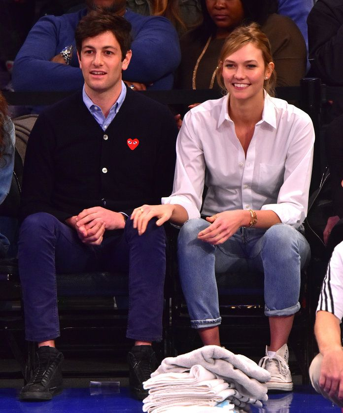 Selebriti Attend The Cleveland Cavaliers Vs New York Knicks Game - March 26, 2016