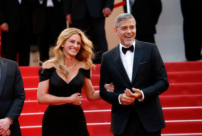 Julie Roberts and George Clooney lead
