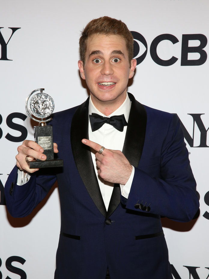 71hb Annual Tony Awards - Press Room