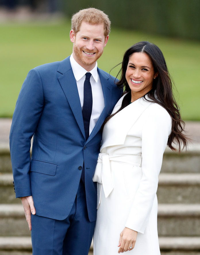 Principe Harry and Meghan Markle nickname lead