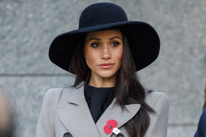 Putera Harry And Meghan Markle Attend Anzac Day Services