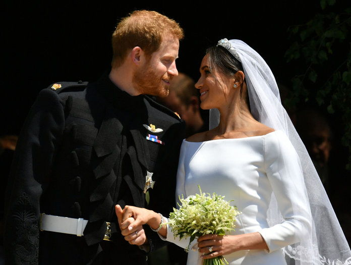 Principe Harry and Meghan Markle lead