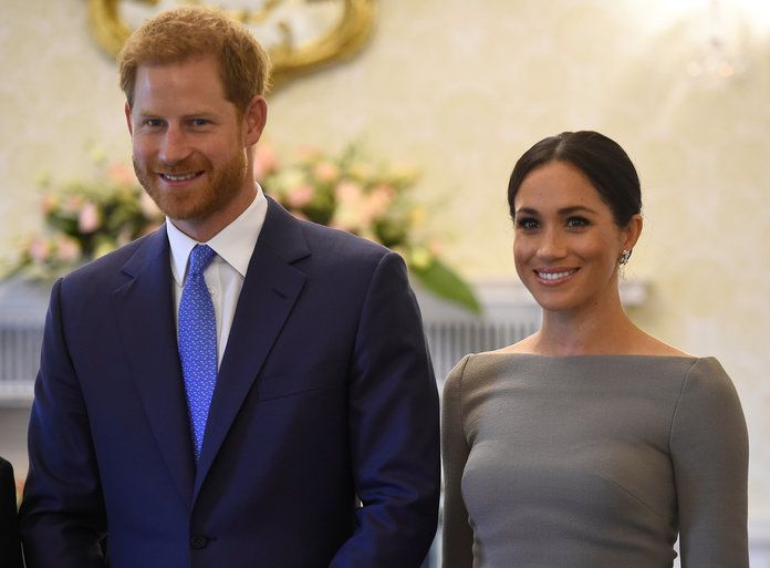 Il Duke And Duchess Of Sussex Visit Ireland