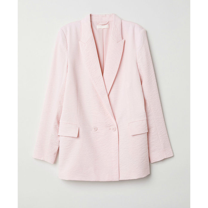 H & M Double-Breasted Jacket