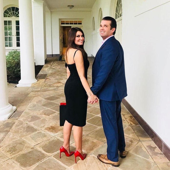Kimberly Guilfoyle Don Jr. Lead
