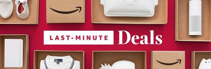 Amazonka Last-Minute Deals- Lead