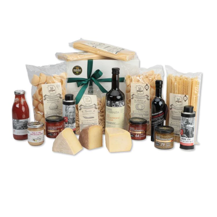 MARCELLI FORMAGGI BIG CHEESE GIFT BOX COLLECTION