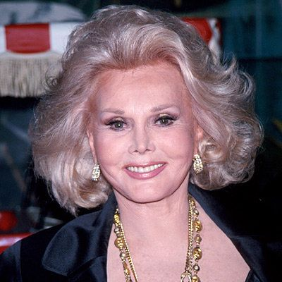 Zsa Zsa Gabor - Transformation - Beauty - Celebrity Before and After
